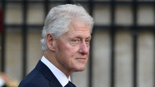 Ex-US-Präsident Bill Clinton liegt auf Intensivstation