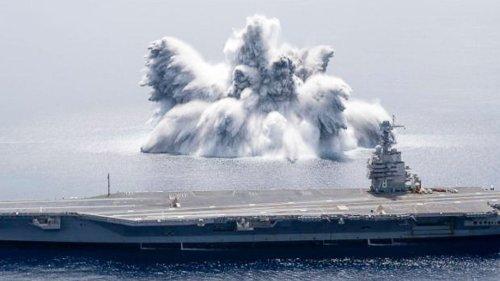 Erdbeben der Stärke 3,9 in Florida gemessen – Auslöser ist diese Bombe der US-Navy