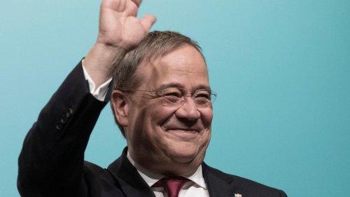Armin Laschet tritt als Ministerpräsident zurück – Hendrik Wüst soll sein Nachfolger werden