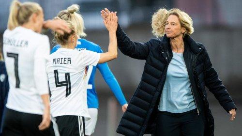 DFB-Frauen müssen in der EM-Vorrunde gegen Dänemark, Spanien und Finnland ran