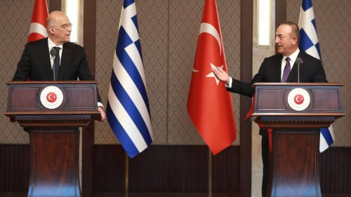 Außenministertreffen in Türkei eskaliert vor laufenden Kameras