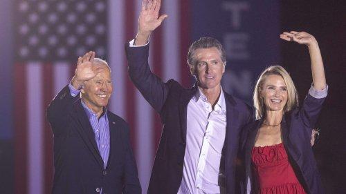 Was für die Demokraten bei der Abwahl von Gouverneur Gavin Newsom auf dem Spiel steht