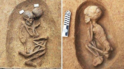 Ägypten: 110 Grabstätten entdeckt – Babys wurden in Krügen beerdigt