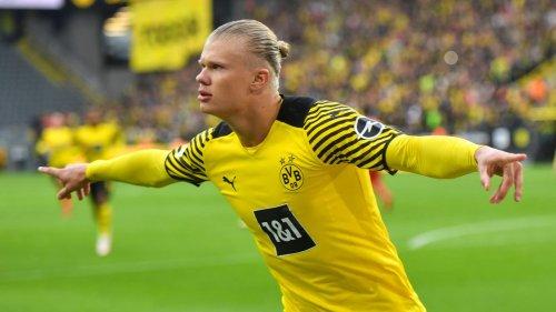 Haaland schießt Dortmund zum Sieg – Stuttgart trotzt Corona-Fällen