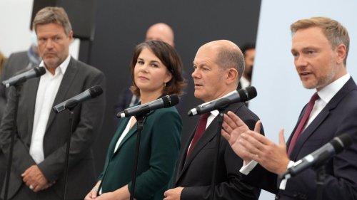 """""""Uns stehen harte Verhandlungen bevor"""": Nun geht es für die Ampel-Parteien ans Eingemachte"""