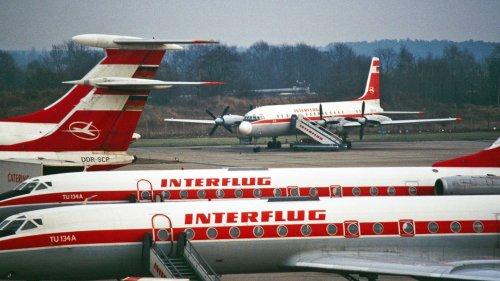 Neues Interflug-Buch: So sah die Fliegerei im Sozialismus aus