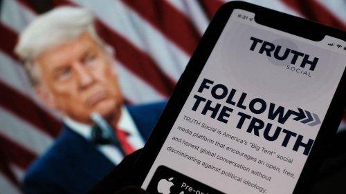 Truth Social - Trump gründet eigenes soziales Netzwerk