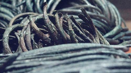 Europas erster Euro ist 3500 Jahre alt: Standardisierte Ringe und Spangen dienten als Münzen