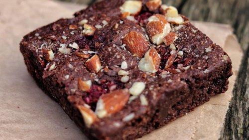 Diesen Nuss-Nougat-Brownie zaubern Sie aus nur fünf Zutaten