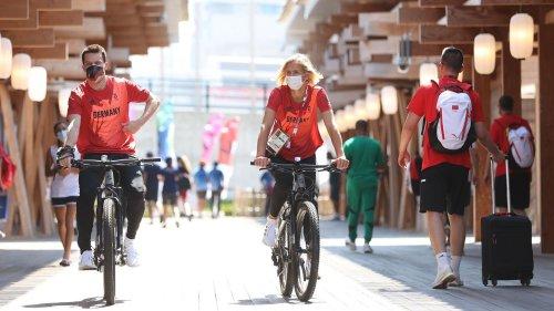 """Deutsche Athleten loben die Spiele von Tokio: """"Vorher zu schwarz gemalt"""""""