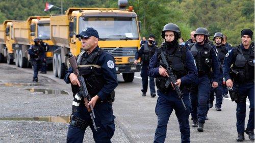 Skurriler Kennzeichen-Streit zwischen Serbien und Kosovo eskaliert