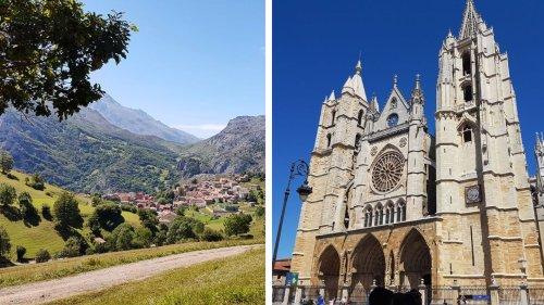 Wandern, bummeln, baden - wo Spanien nicht von Touristen überlaufen ist