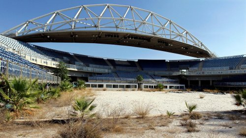 Verlassene Orte, verfallende Stadien: So sehen ehemalige olympische Sportstätten heute aus
