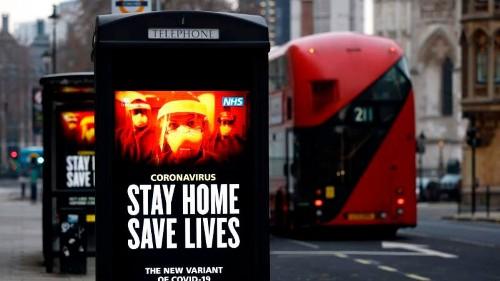 Notdienste überlastet: London baut Busse zu provisorischen Krankenwagen um