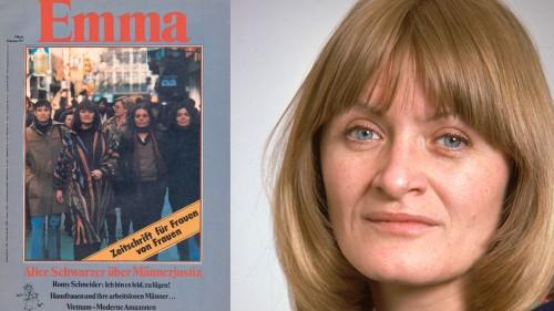 """26.Januar 1977: """"Emma"""" erscheint zum ersten Mal"""