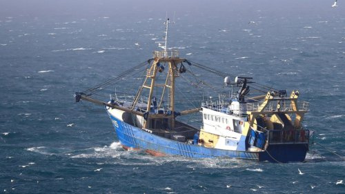 Frankreich setzt britisches Fischerboot fest