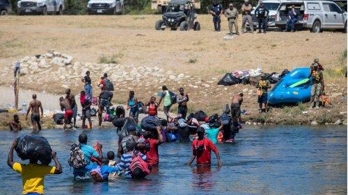 Nach Abschiebung der Migranten aus Haiti: USA öffnen wieder Grenzübergang