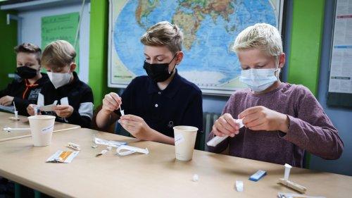 NRW beendet die Maskenpflicht an Schulen – aber es ist nicht das einzige Bundesland
