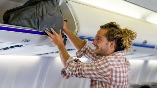 Ein Handgepäck-Rucksack ist ein praktischer Begleiter für Flugreisen