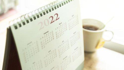 Wandkalender und Familienplaner: So behalten Sie (auch) 2022 den Überblick