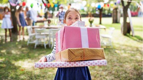 Sinnvolle Geschenke für Achtjährige, über die sich Kinder freuen