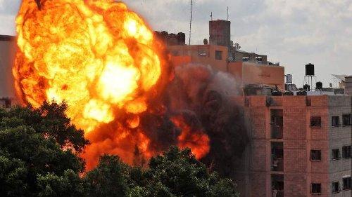 """""""Ich habe dem Tod ins Auge geschaut"""": Israeli berichtet von bürgerkriegsähnlichen Zuständen"""