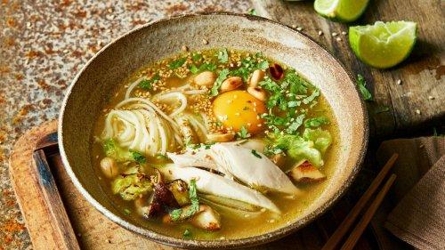 Rezept für Ramen-Suppe: So gelingt das dampfende Soul Food