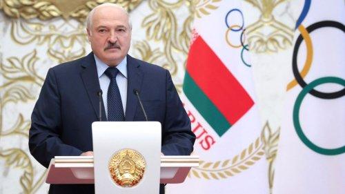 Entführungsversuch bei Olympia: Lukaschenkos absurder Krieg gegen Sportler des eigenen Landes
