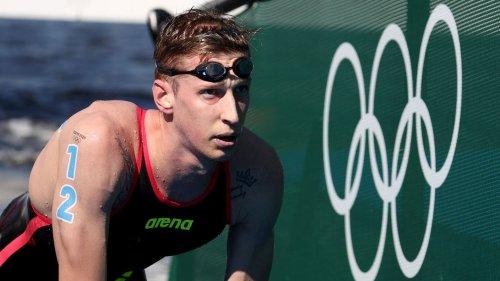 """Schwimm-Olympiasieger Florian Wellbrock: """"Es ist ein cooles Gefühl, zu sagen, man ist Olympic Champion"""""""
