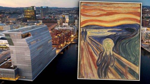 Letzter Schrei am Oslofjord: Umstrittenes Munch-Museum in Norwegen eröffnet