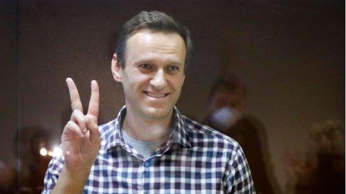 """""""Hat großen Mut bewiesen"""": Alexej Nawalny erhält Sacharow-Preis für Demokratie und Menschenrechte"""