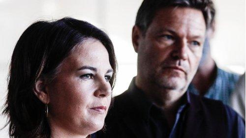 Koalitionsgespräche: Auf den Grünen lastet schon jetzt der größte Druck