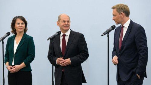 """""""Der liberale Stachel im rot-grünen Fleisch"""": So beurteilt die Presse die Sondierungsgespräche"""