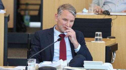 Politkrise als Show – die Thüringer AfD und ihr gescheitertes Misstrauensvotum