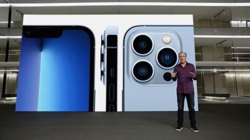 iPhone 13 vorgestellt: Das sind die vier neuen iPhone-Modelle