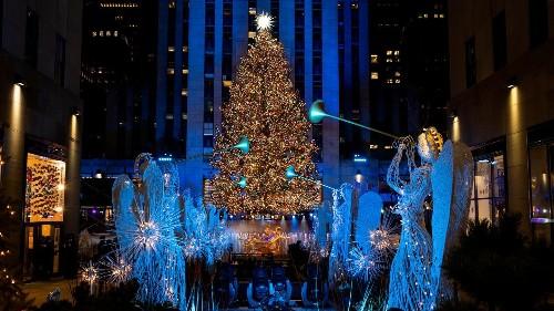 Weihnachtsbräuche in den USA: Wenn Rudolph Schlitten fährt