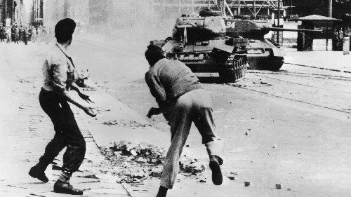 17. Juni 1953: Als eine Million Deutsche einen Volksaufstand mit Steinen beginnen