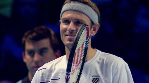Mardy Fish spielte gegen Federer und Nadal – doch seine Dämonen wurden zu den wahren Gegnern