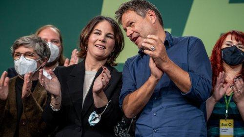 Grüne stimmen für Koalitionsverhandlungen - nur die FDP fehlt noch