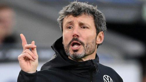 VfL Wolfsburg feuert Trainer Mark van Bommel