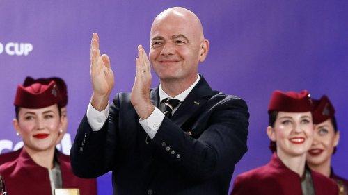 Europäische Fußball-Verbände drohen Fifa im WM-Streit mit Austritt