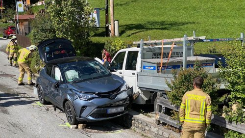 Deutscher fährt in Almabtrieb im Zillertal: sechs Verletzte