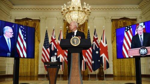 """""""Der Kerl aus Down Under"""": Joe Biden vergisst den Namen des australischen Premiers"""