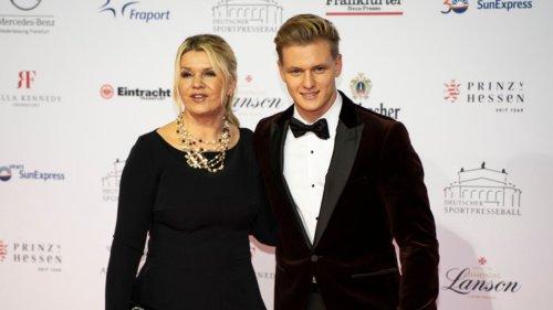 Mick Schumacher erhält Unterstützung von Mutter Corinna vor wichtigem Rennen in Imola