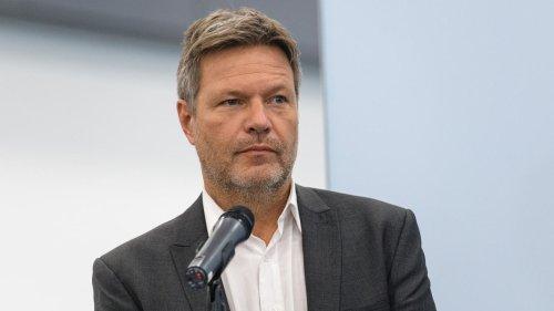 """Scheitern der Ampel wäre für Grünen-Chef Habeck """"jetzt wirklich 'ne Überraschung"""""""