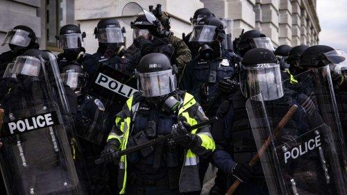 Zwei weitere Polizisten nehmen sich nach dem Sturm auf das Kapitol das Leben
