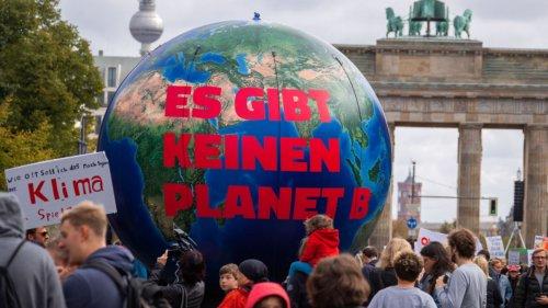 """""""Ab heute leben wir auf Kosten des Planeten"""": Die Ressourcen sind aufgebraucht"""