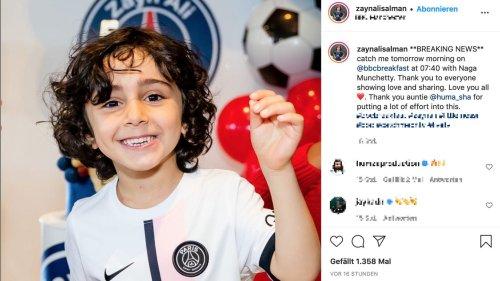 Geht noch in den Kindergarten: Arsenal London verpflichtet Vierjährigen als Nachwuchs-Fußballer