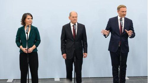 Bei diesen Reizthemen könnten die Ampel-Verhandlungen holprig werden