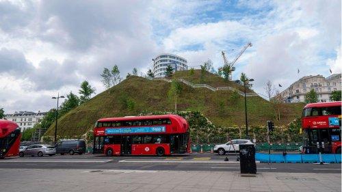 Der Hügel in London, den niemand erklimmen möchte – schon gar nicht gegen Geld